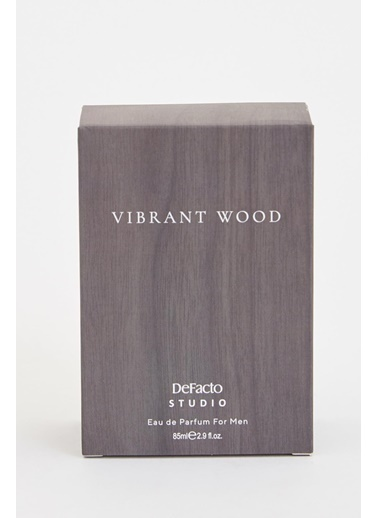 DeFacto Vibrant Wood Erkek Parfüm 85 ml Bakır